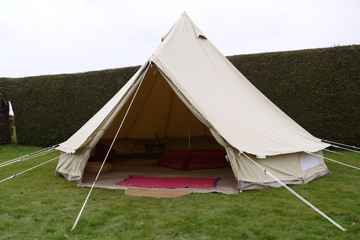 Bell tent hire Wiltshire ... & The Luxury Tent Company | Bell tents for hire boutique camping ...