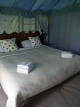 The Luxury Tent Company Bell Tents For Hire Wiltshire